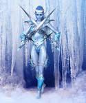 Ice Warrior of the Frozen Lands
