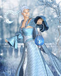 A Frolic in the Frost and Snow by RavenMoonDesigns