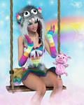 Lovable Rainbow Monsters