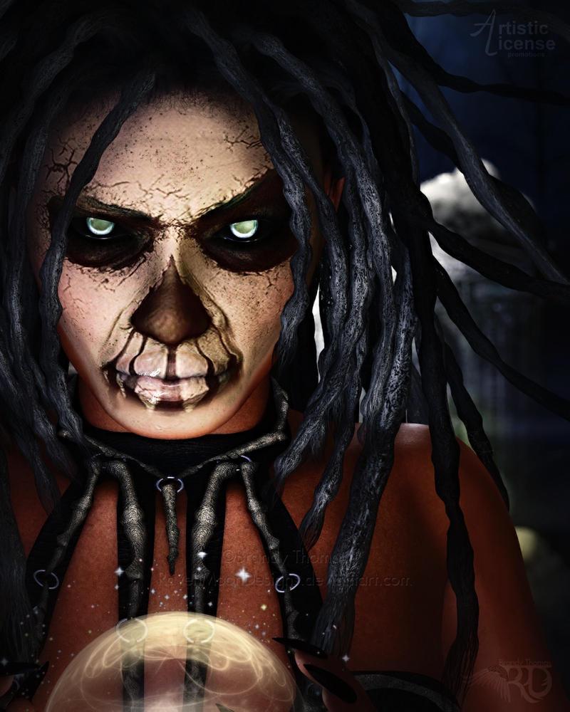 Macabre Voodoo by RavenMoonDesigns