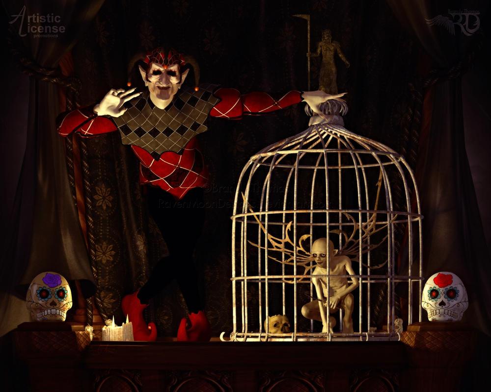 Funnyman's Oddities by RavenMoonDesigns