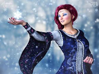 Let It Snow by RavenMoonDesigns