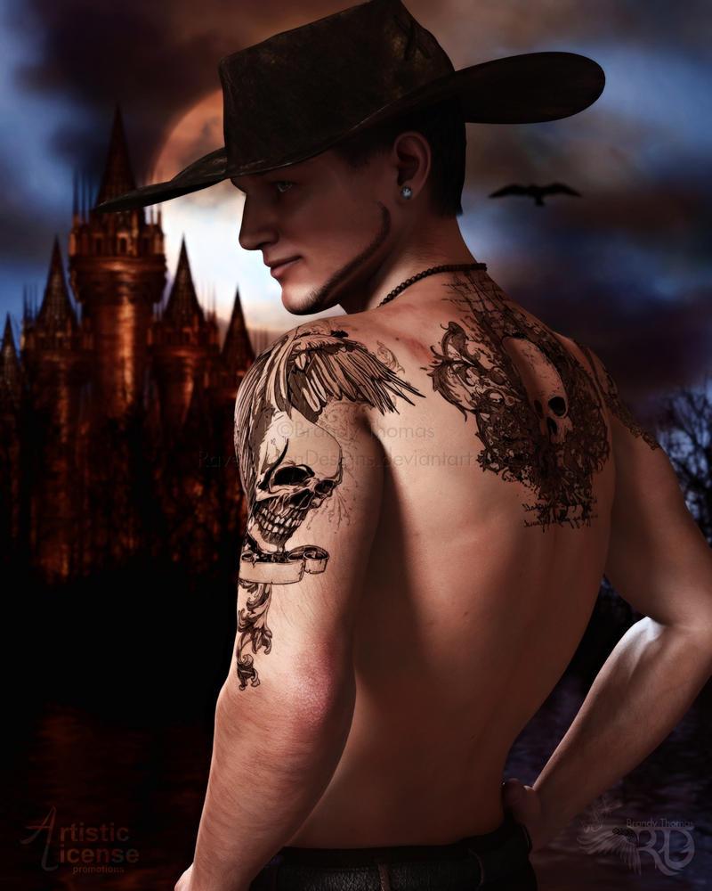 The Quixotic Marauder by RavenMoonDesigns