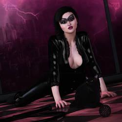 Feline Purrsuasion by RavenMoonDesigns