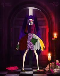 Dark Skully Delights by RavenMoonDesigns
