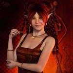 Her Audacious Heart by RavenMoonDesigns