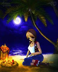 Treasures by Firelight by RavenMoonDesigns