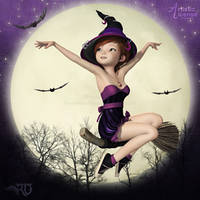 Bewitching Hour by RavenMoonDesigns