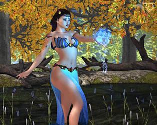 Mystical Waters by RavenMoonDesigns