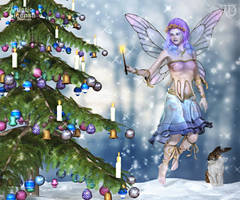 Glimmers of the Holiday Fae