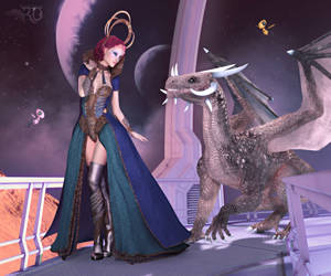 An Audience with the Contessa by RavenMoonDesigns