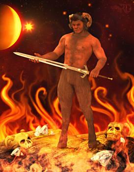 Zodiac Series: Aries ~ Ram