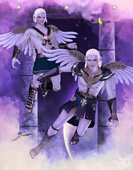 Zodiac Series: Gemini ~ Twins
