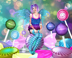 Candilicious by RavenMoonDesigns