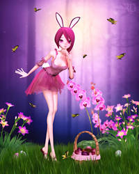 Sweetly Springtime by RavenMoonDesigns
