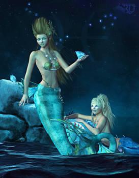 Zodiac Series: Pisces ~ Fish