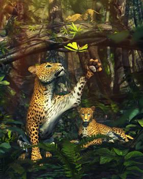 Jungle Pastimes