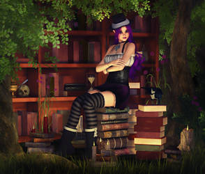 The Magpie by RavenMoonDesigns