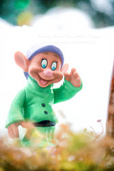 Dopey Says Hi