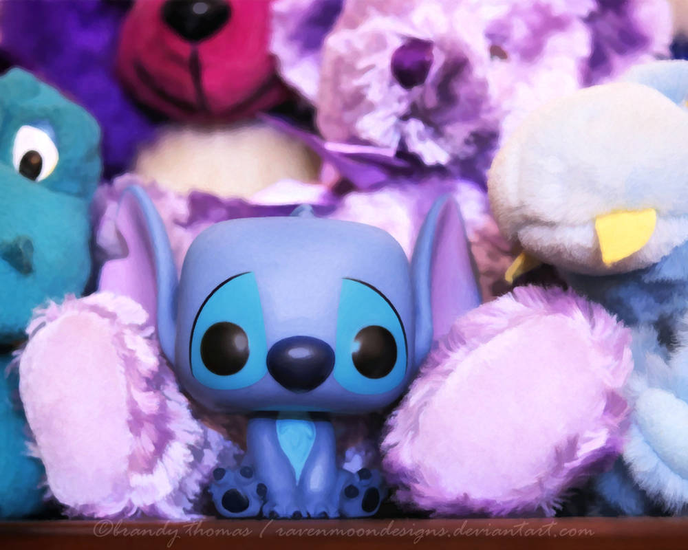 Find Stitch by RavenMoonDesigns