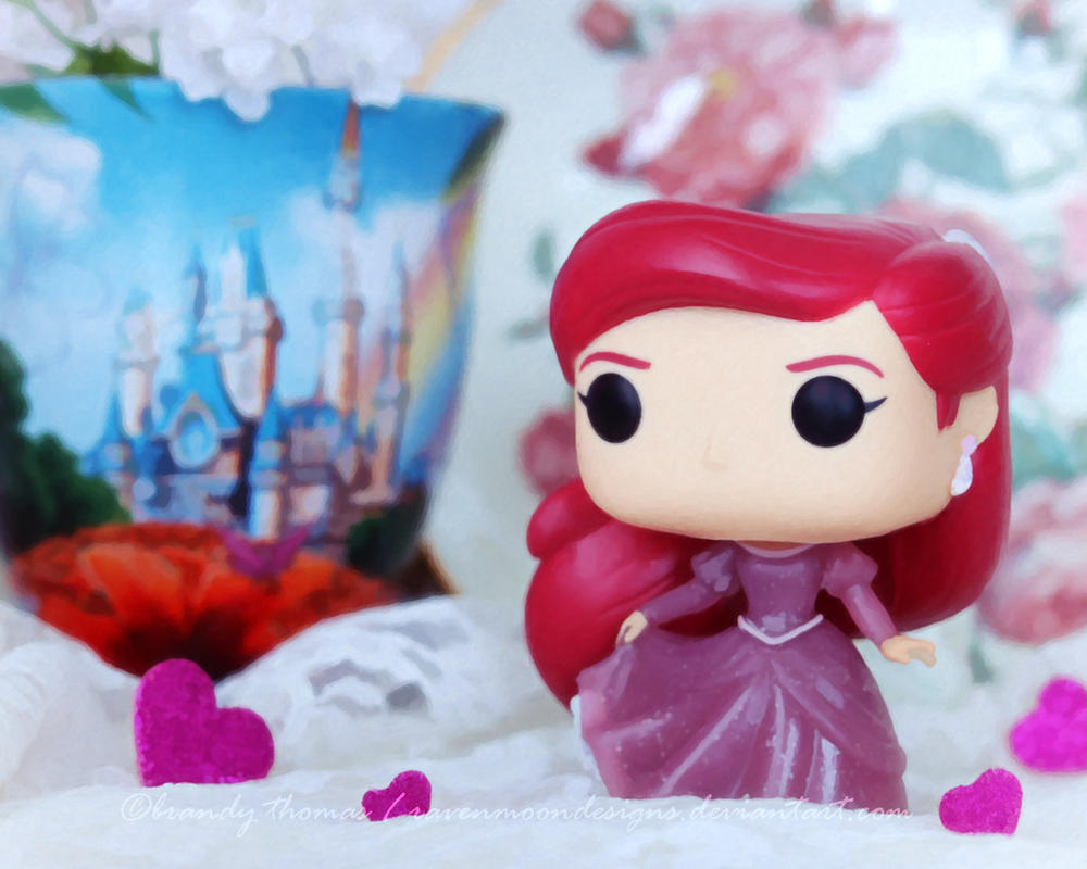 Ariel's Dreams by RavenMoonDesigns