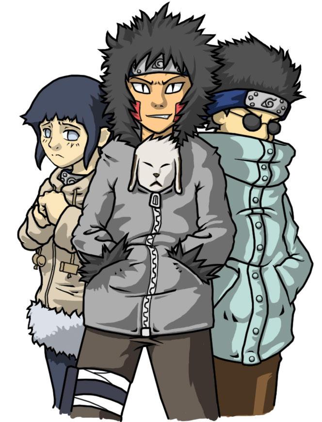naruto team 8 - wip by aimfortheheartNaruto Team 8