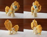MLP Pear Butter handmade plush