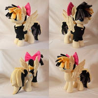 MLP Songbird Serenade plush by Egalgay