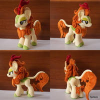 Mlp Autumn Blaze plush by Egalgay