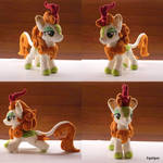 Mlp Autumn Blaze plush