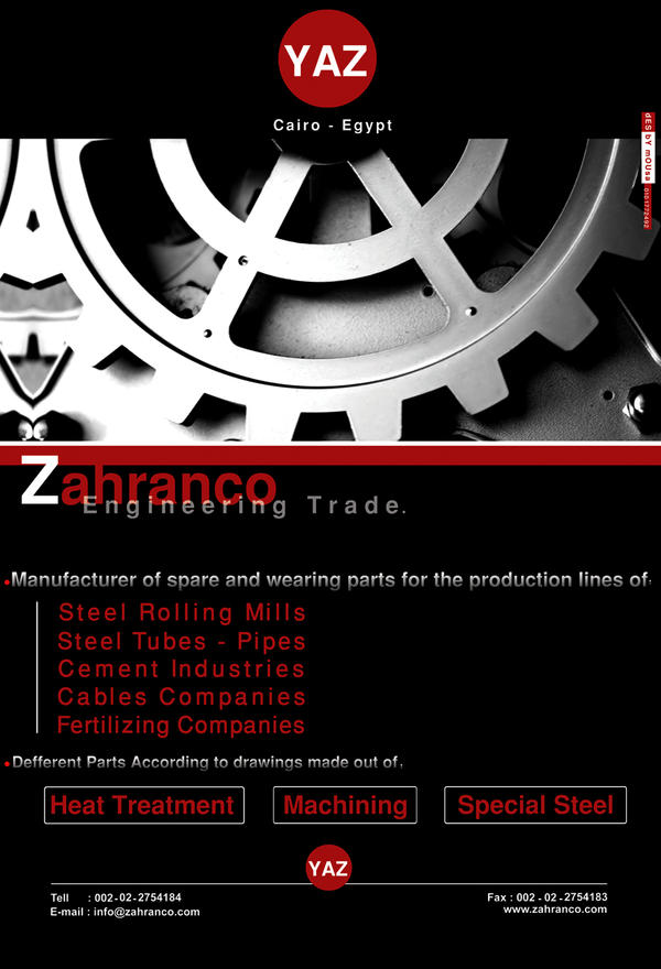 zahranco_for engineering trade by BinMousa