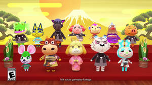 Animal Crossing New Year's Resolutions