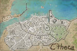 Rough Map of the City of C'theca