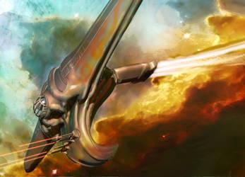 Blaze Nebula