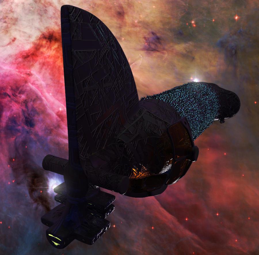 Into the Nebula by magbhitu