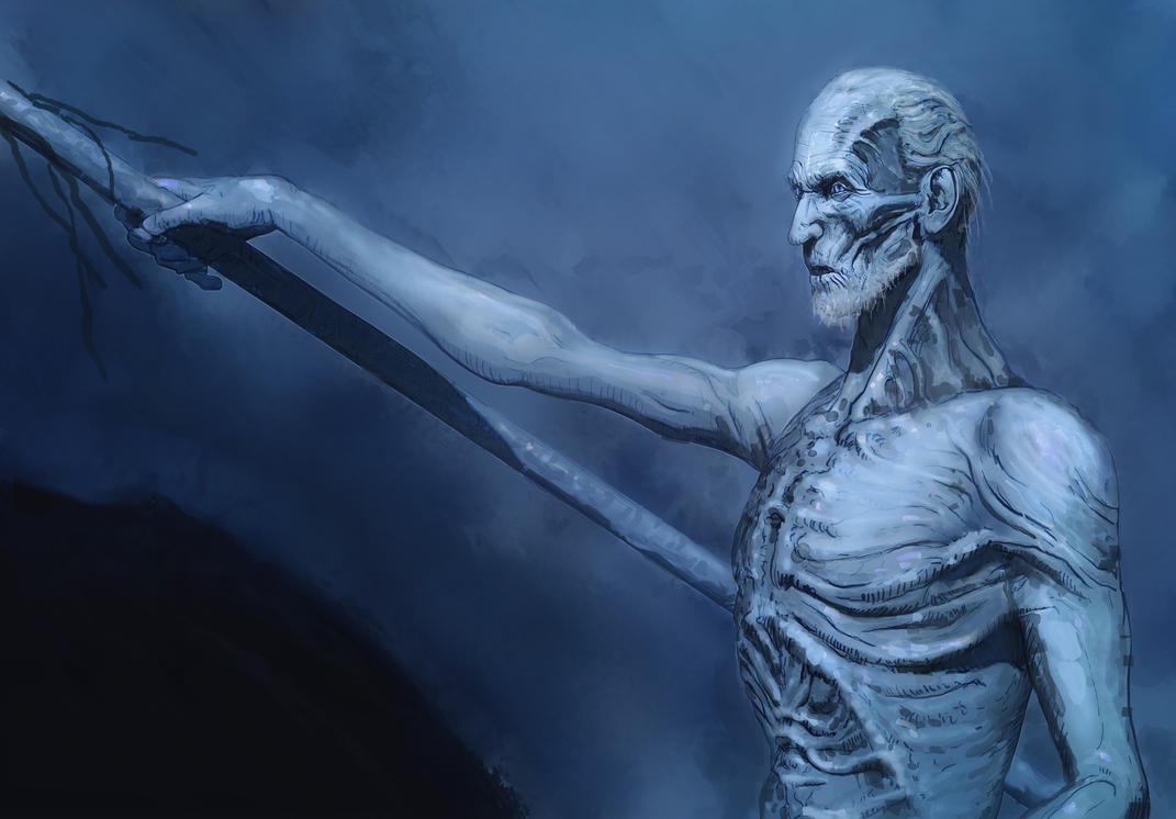 Tywin Whitewalker by magbhitu