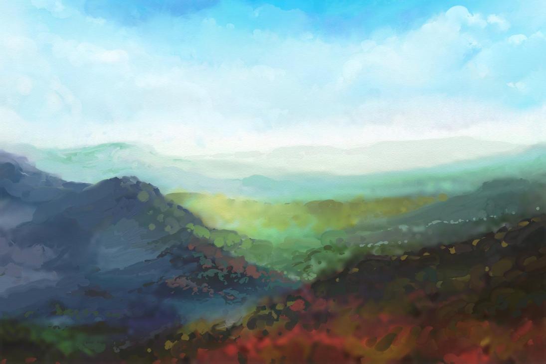 Fall Blooming by magbhitu