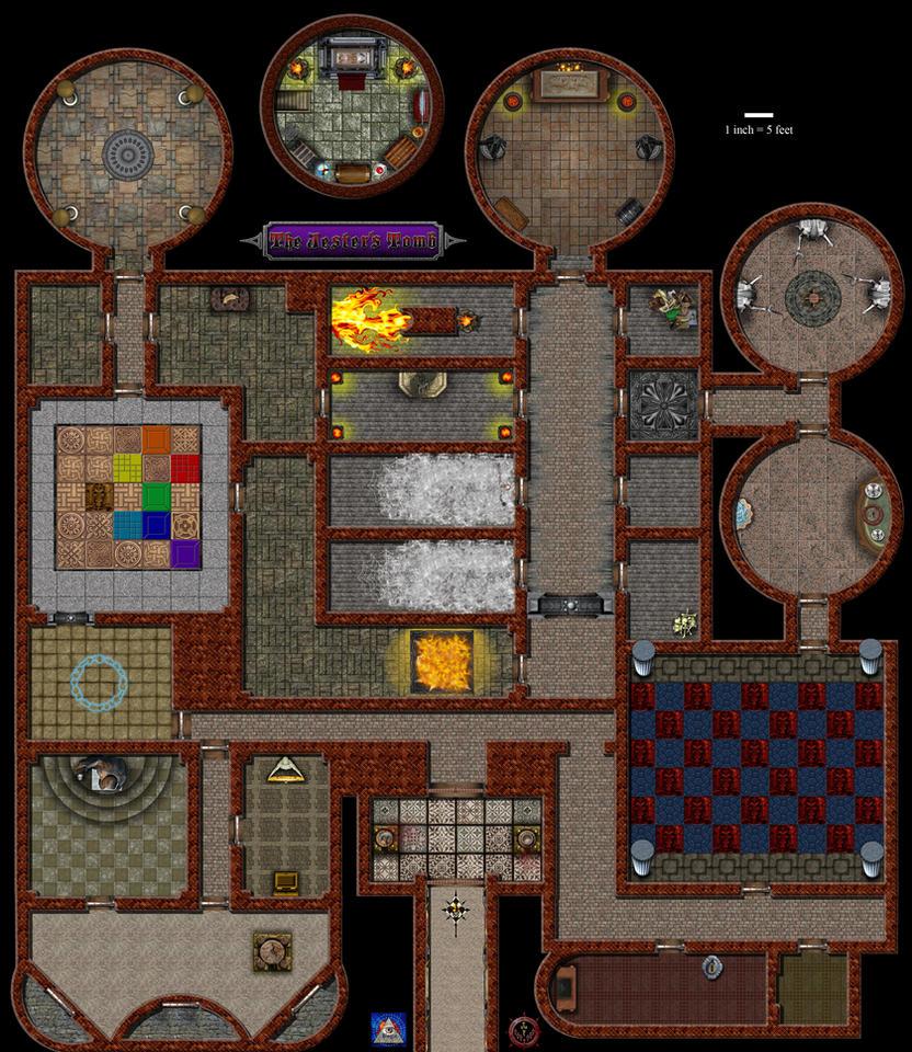 The Jester's Tomb by Bogie-DJ