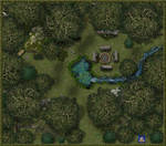 Druid's Grove, Daytime
