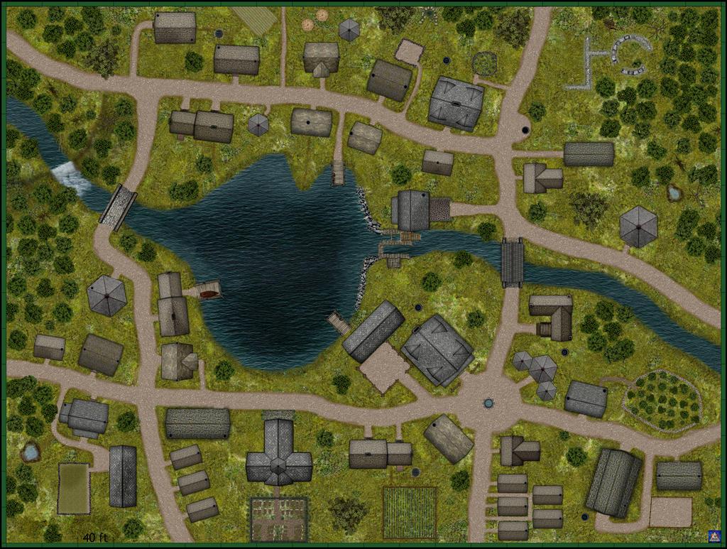 Free House Blueprints Miltonmills Village By Bogie Dj On Deviantart