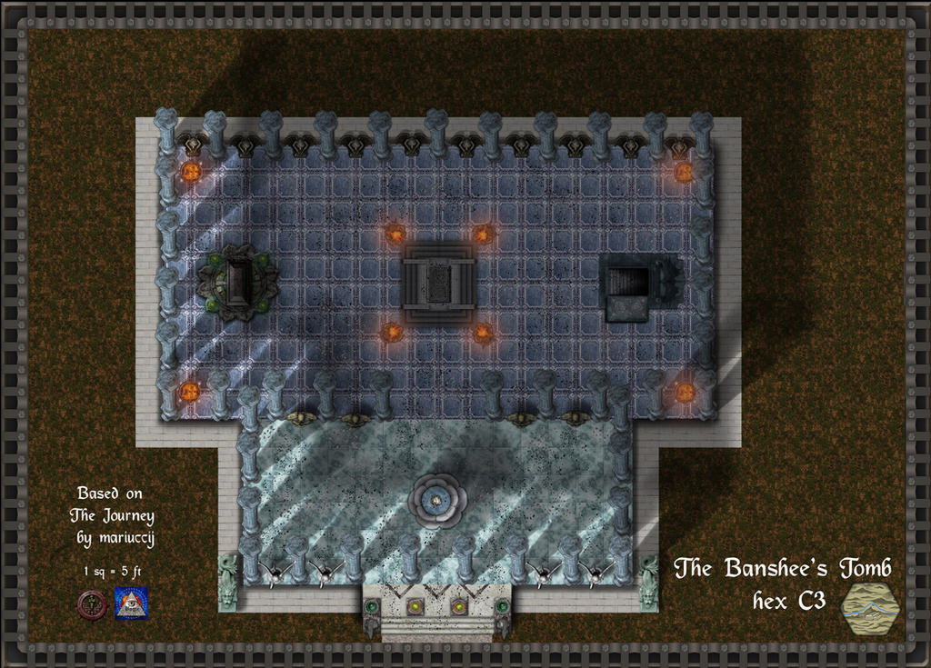 Banshee Tomb by Bogie-DJ