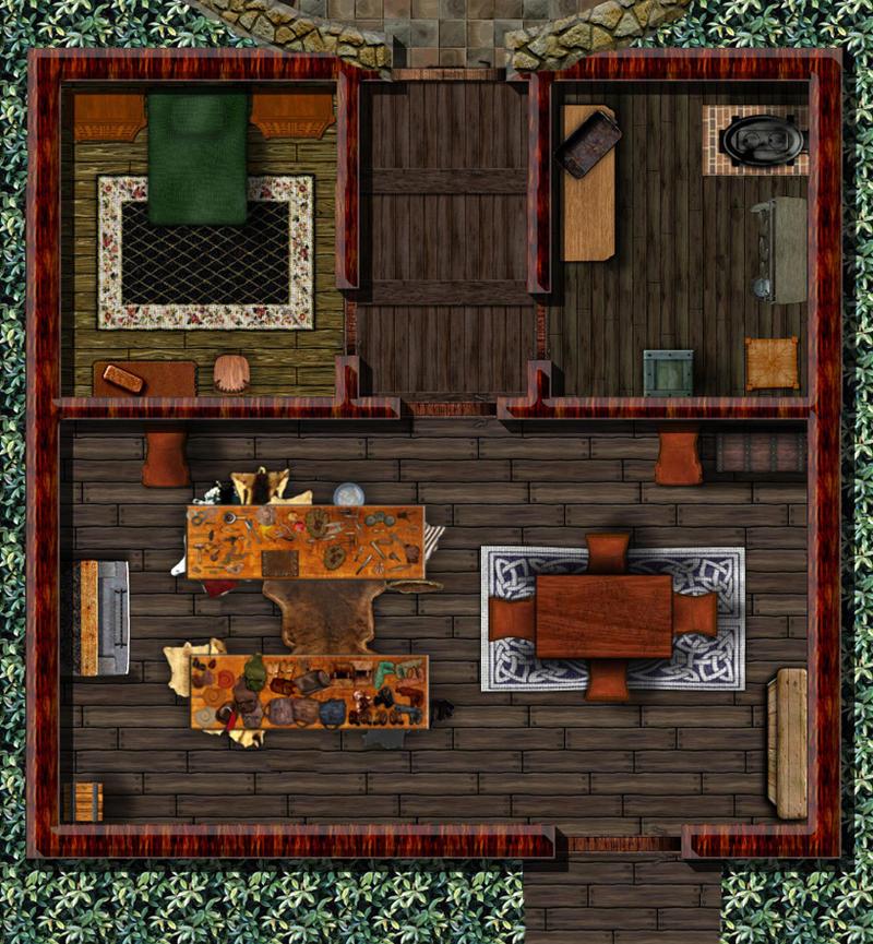 LeatherworkersShop bg by Bogie-DJ