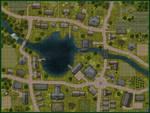 Miltonmills Village 20ft Grid