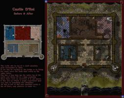 Castle D'Roi Ruins