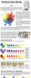 Practical Colors Tutorial by KelliRoos
