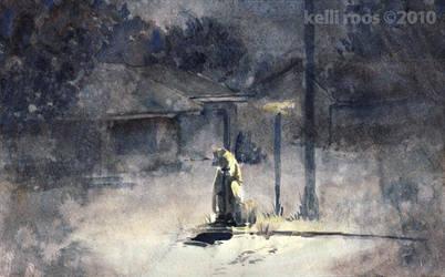 Waiting by KelliRoos