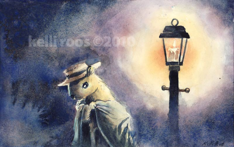 Streetlight by KelliRoos