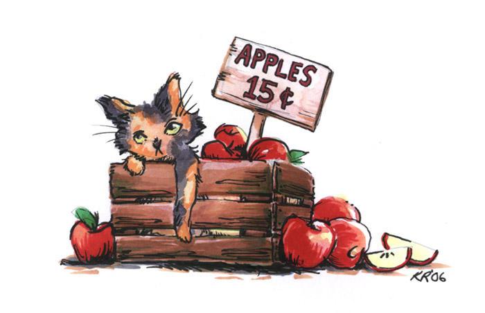 http://fc18.deviantart.com/fs12/i/2006/267/8/f/Cat_and_Apples_by_leftyfro.jpg