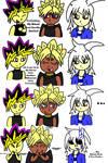 Poor Bakura...