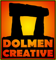 Dolmen Creative Logo by quellion